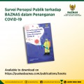 Survey of Public Perceptions of BAZNAS in the Pandemic Period COVID-19