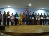 Puskas BAZNAS Attends the Joint Announcement & Awarding Ceremony DIPI-Newton Fund