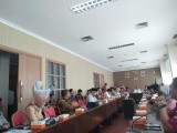 Puskas BAZNAS and Indonesian Parliament (Commission VIII DPR RI) in West Sumatra