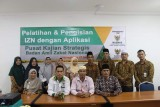 Puskas BAZNAS conducted National Zakat Index (IZN) implementation in Riau Islands