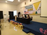 Socialization and Training on Using IZN and Zakat Impact Assement's Application in Bangka Belitung Province