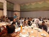 Puskas BAZNAS and DEKS BI Holds National Seminar on Zakat Risk Management