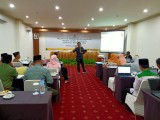 Enhancing the Participation of BAZNAS to collect IZN data by conducting Training in NTB