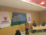 Puskas BAZNAS Conducted National Zakat Index Aplication Training in Bali Province