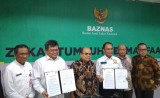 BAZNAS and Ministry of Home Affairs to Develop Population Data for Poverty Alleviation