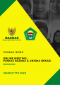 Puskas' First Online Meeting with UNISMA Bekasi