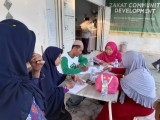 Puskas BAZNAS Conducts Zakat Impact Survey on ZCD Beneficiaries in Langkat District