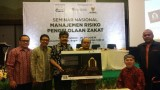 BAZNAS Publish The First Book on Zakat Risk Management with Bank Indonesia