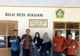 IDZ Implementation at Sukajadi Village, Bogor District