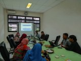 Puskas BAZNAS meets IPB to discuss Islamic Economics Winter Course Event