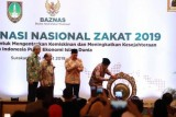 2019 National Zakat Meeting of Indonesia Gave Birth 22 Resolutions