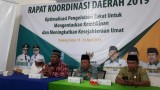 PUSKAS BAZNAS Holds IZN Application Training