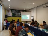 PUSKAS BAZNAS Holds IZN Application Training at Riau Province